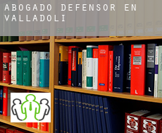 Abogado defensor en  Valladolid