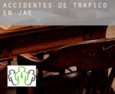 Accidentes de tráfico en  Jaén