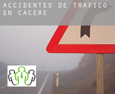 Accidentes de tráfico en  Cáceres