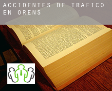 Accidentes de tráfico en  Orense