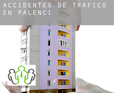 Accidentes de tráfico en  Palencia